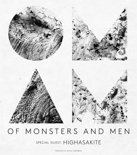 Of Monsters And Men: Live 2015