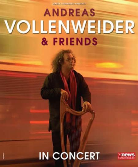 Andreas Vollenweider & Friends: In Concert 2004