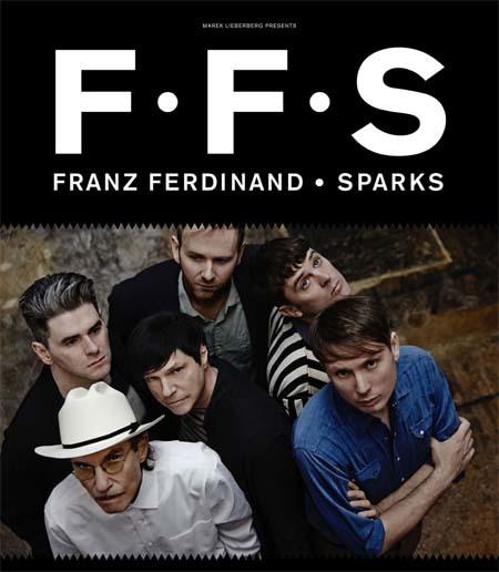 FFS - Franz Ferdinand & Sparks: Live 2015