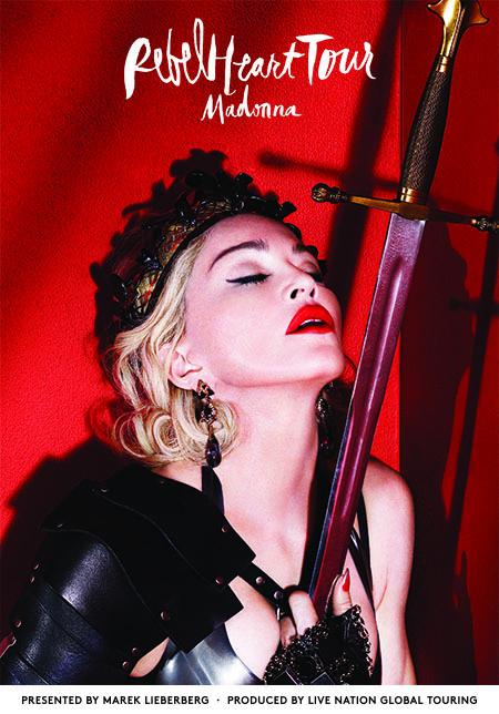 Madonna: Rebel Heart Tour 2015