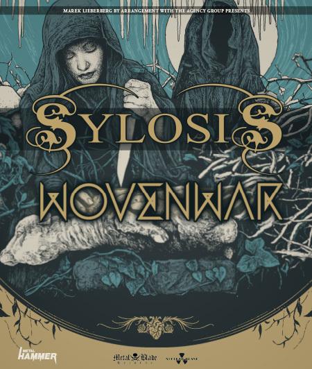 Sylosis & Wovenwar: Tour 2015