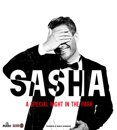 Sasha: A Special Night In The Park