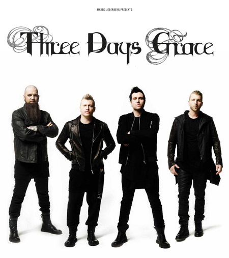 Three Days Grace: Live 2015