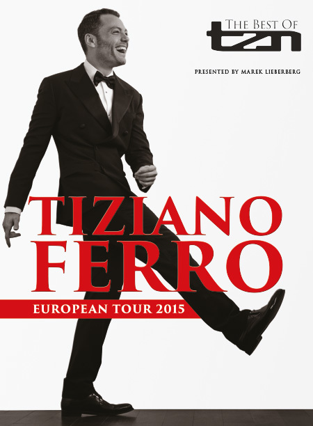 Tiziano Ferro: European Tour 2015