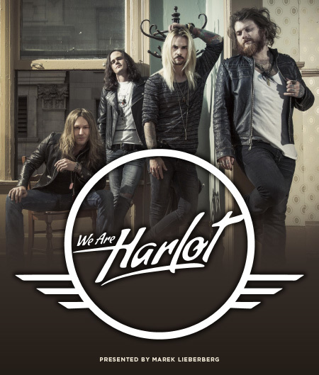 We Are Harlot: Live 2015
