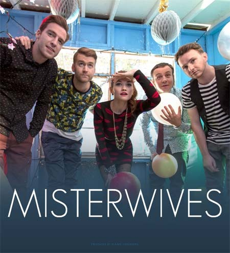 MisterWives: Live 2015