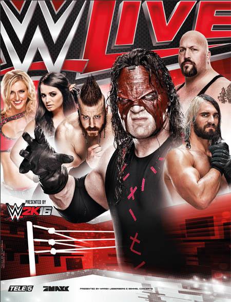 WWE Live: 2015