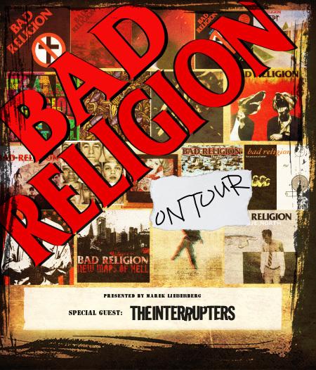 Bad Religion: On Tour 2015
