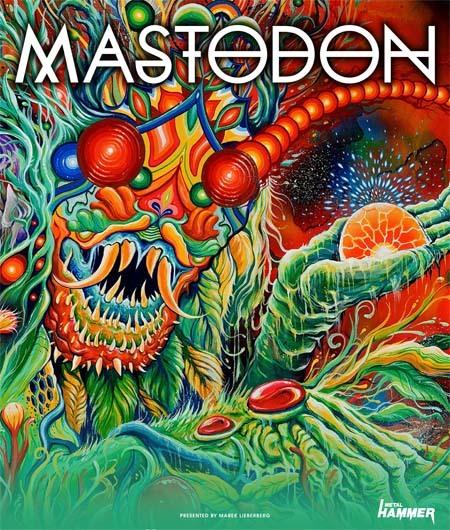 Mastodon: Live 2015