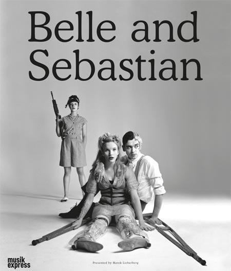 Belle And Sebastian: Live 2015