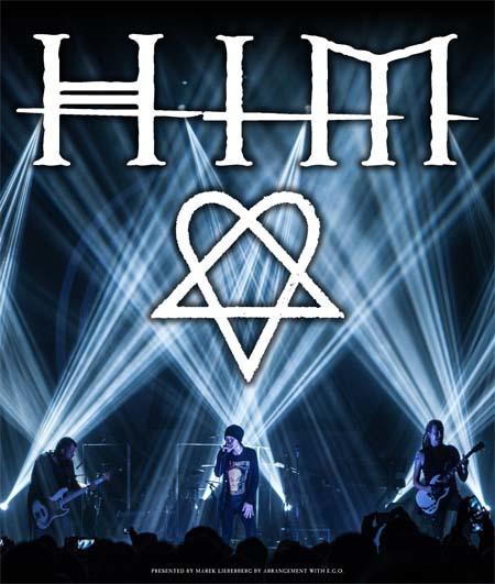 HIM: Live 2015