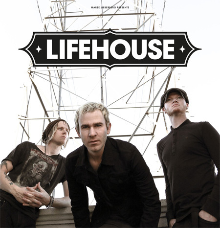 Lifehouse: Tour 2015