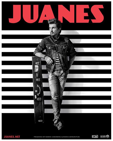 Juanes: Loco De Amor Tour 2015