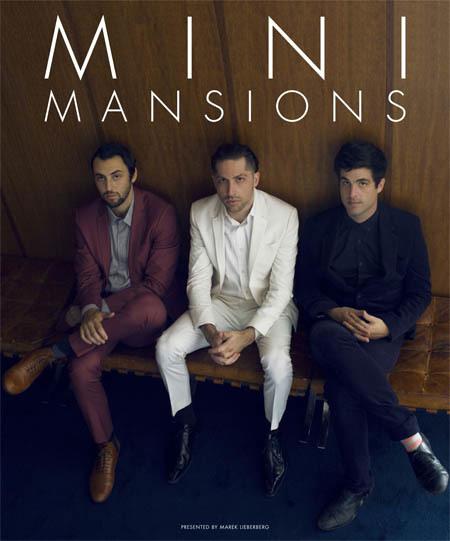 Mini Mansions: Live 2015