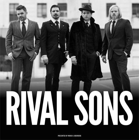 Rival Sons: Tour 2015