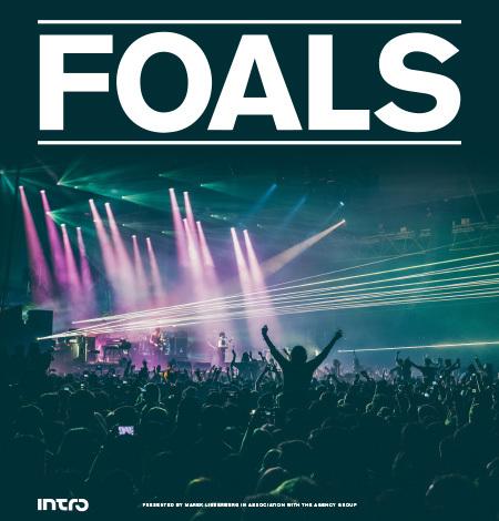 Foals: Live 2015