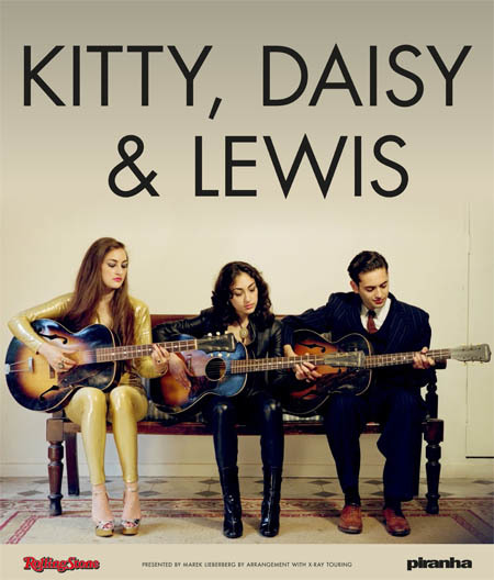 Kitty, Daisy & Lewis: Live 2015