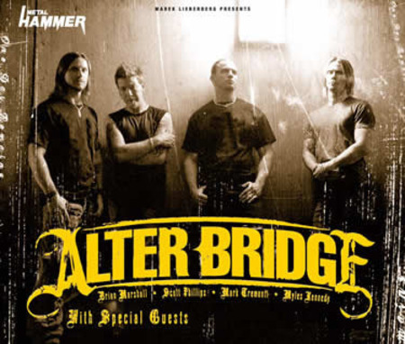 Alter Bridge: Live 2004
