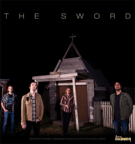 The Sword: Tour 2015