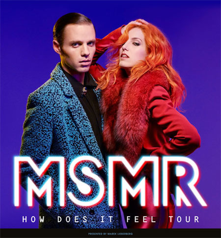 MS MR: How Does It Feel Tour 2015