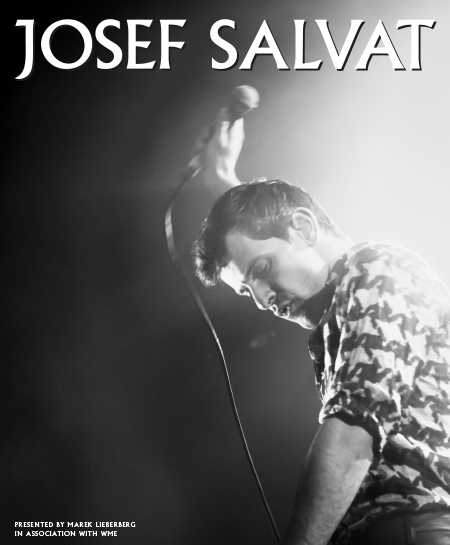 Josef Salvat: Tour 2016