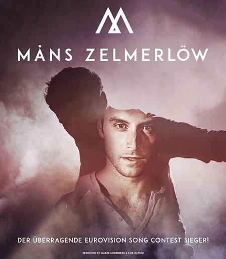 Måns Zelmerlöw: The Heroes Tour 2015