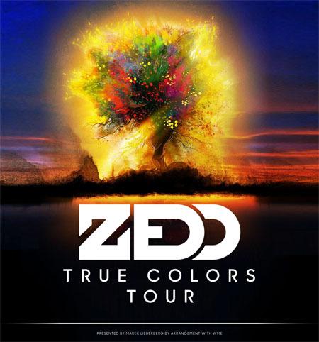 Zedd: True Colors Tour 2015