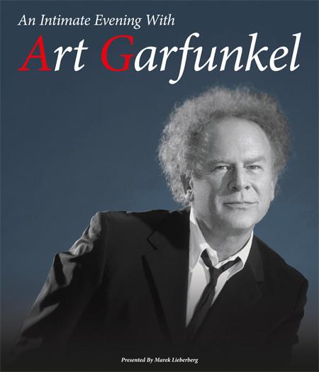 Art Garfunkel: An Intimate Evening With Art Garfunkel - 2016