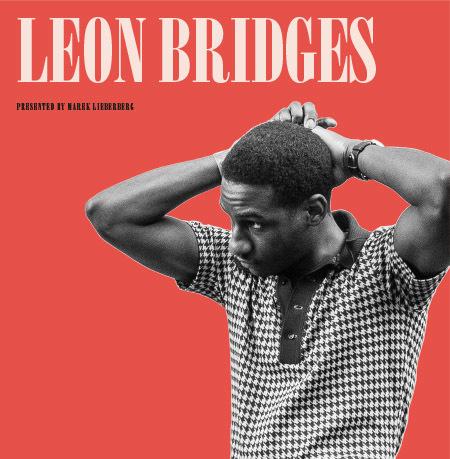 Leon Bridges: Live 2015