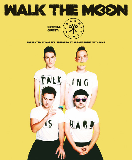 Walk The Moon: Live 2015