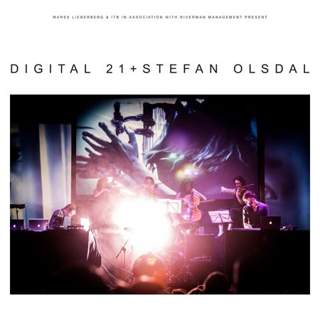Digital 21 + Stefan Olsdal: Live 2015