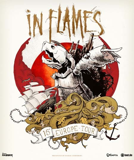 In Flames: Live 2015