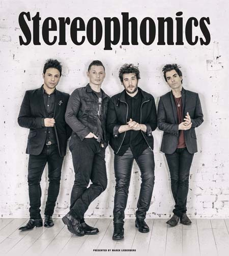 Stereophonics: Live 2015