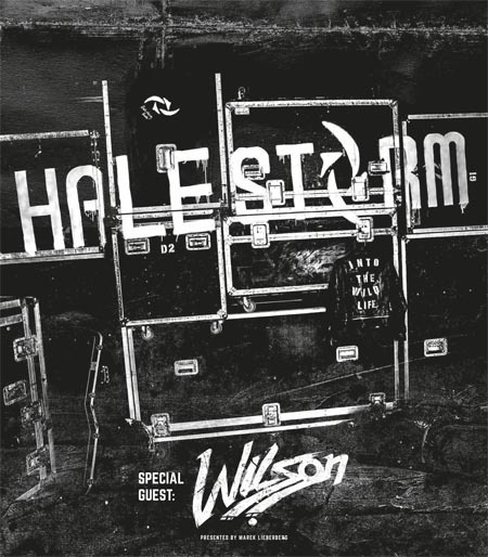 Halestorm: Live 2016