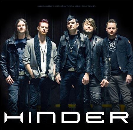 Hinder: Live 2015
