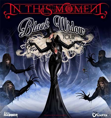 In This Moment: Black Widow Tour 2016