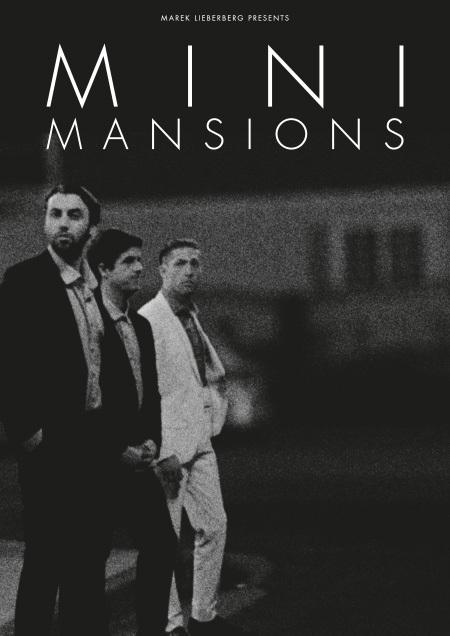 Mini Mansions: Tour 2015