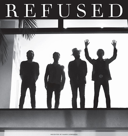 Refused: Tour 2015