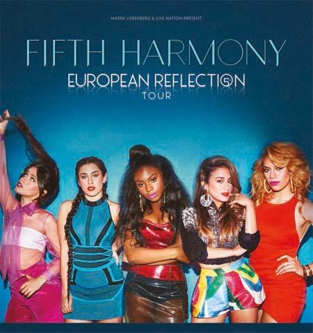 Fifth Harmony: European Reflection Tour 2015