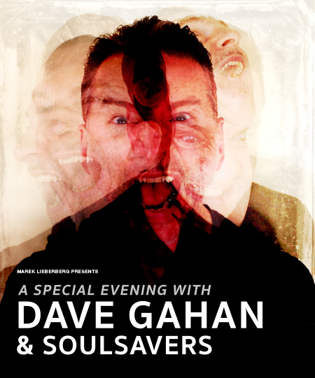 Dave Gahan & Soulsavers : A Special Evening With Dave Gahan & Soulsavers 2015