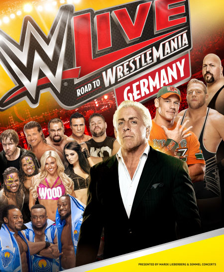 WWE Live: Road To WrestleMania Germany 2016