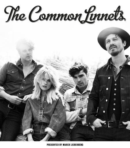 The Common Linnets: Tour 2015