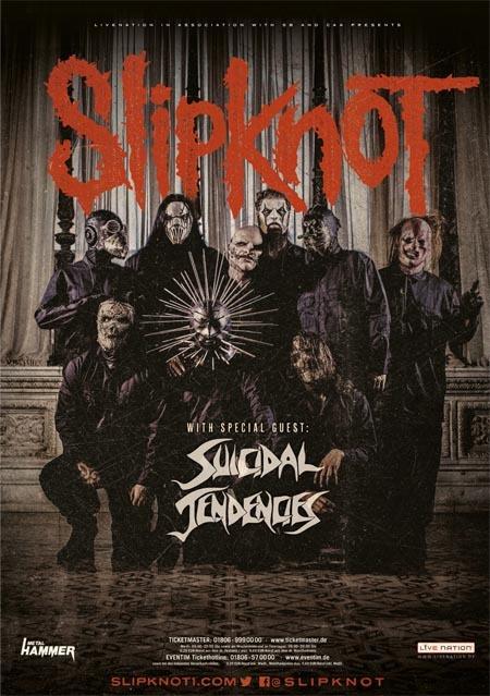 Slipknot: Live 2016