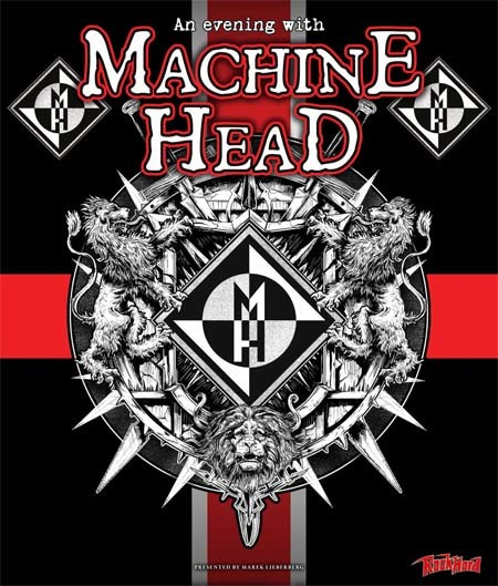 Machine Head: Tour 2016
