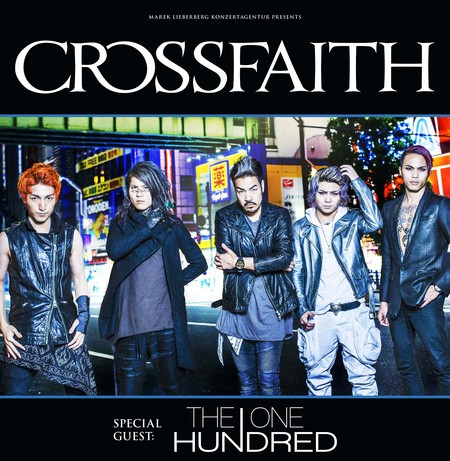 Crossfaith: Tour 2016