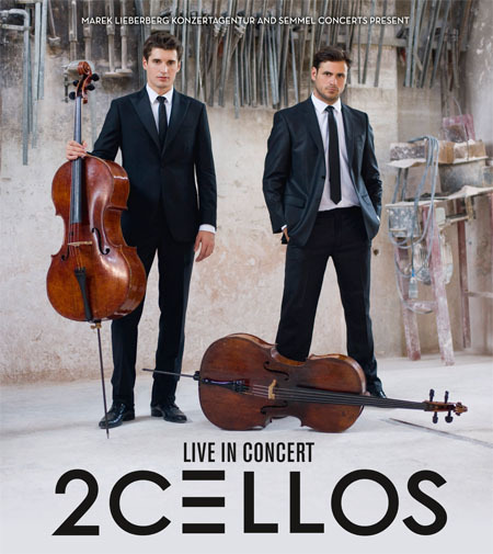 2Cellos: Live in Concert 2016