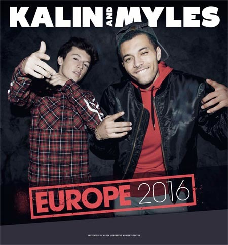 Kalin and Myles: Live 2016