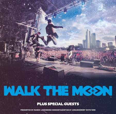 Walk The Moon: Live 2016