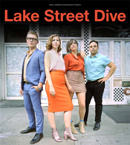 Lake Street Dive: Tour 2016
