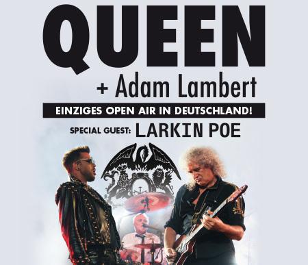 Queen + Adam Lambert: Live 2016